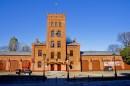 Budynek dawnej Straży Pożarnej dla pojazdów konnych, obecnie bank