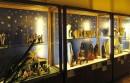 Szopki na wystawie w Muzeum Miejskim - Pałac Królewski