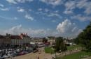 Lublin ze Wzgórza Zamkowego