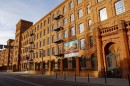Dawna przędzalnia, obecnie Hotel Andels.