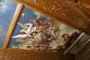 Malowidło sufitowe w pałacu Karola Scheiblera