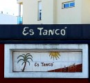 Sant Rafael, reklama zbudowana z ozdobionych kafli