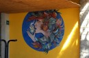 Santa Eularia - to już nie ceramika, ale zdobienie podobne