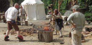 Ludzie Ognia. Festyn archeologiczny w Arsenale Miejskim
