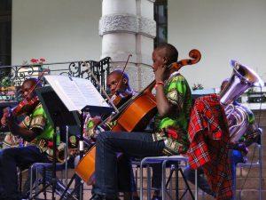 Ghetto Classics – młodzieżowa orkiestra z Kenii we Wrocławiu