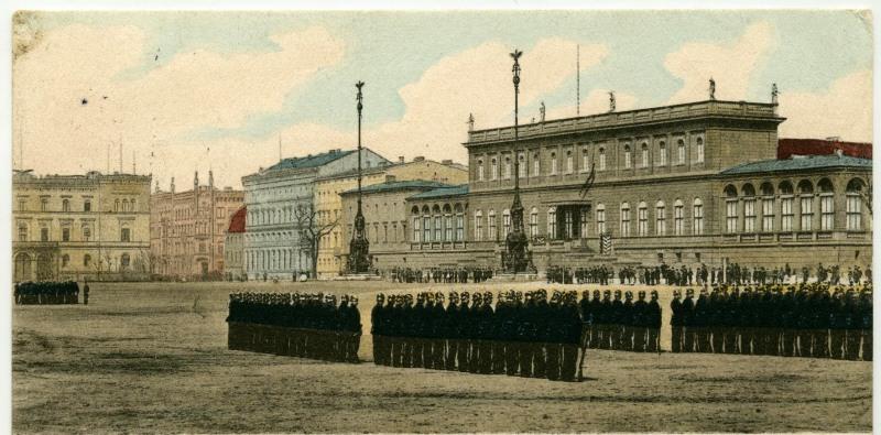 Historia placu Wolności we Wrocławiu – wystawa w Pałacu Królewskim