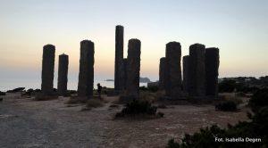 """Ibiza. """"Czas i przestrzeń"""" – kosmiczny  monument wyspy"""